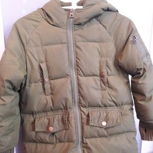 Other - Girls Down Parka. Size 8-10